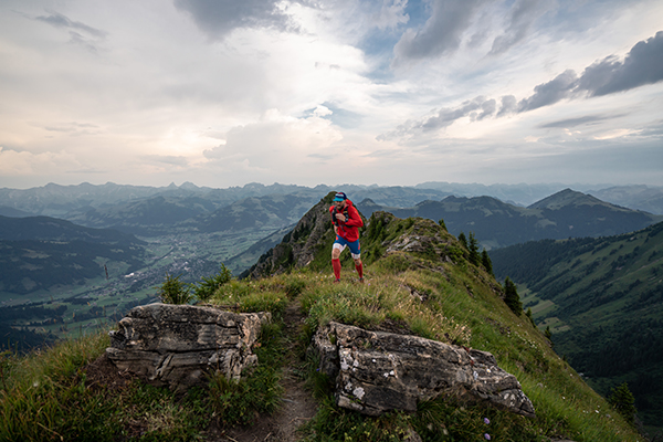 Trail Running Wassengrat