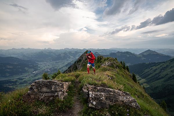 Trail Running Wassengrat