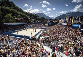 Beach Voleyball Major Series