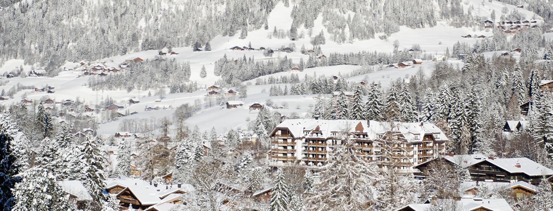 Winter - Park Gstaad